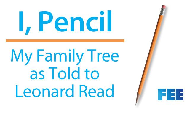 I,Pencil