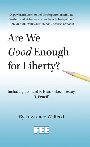 FREE Are We Good Enough for Li...