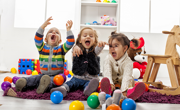 Day Care Toys For Toddler : Banner image